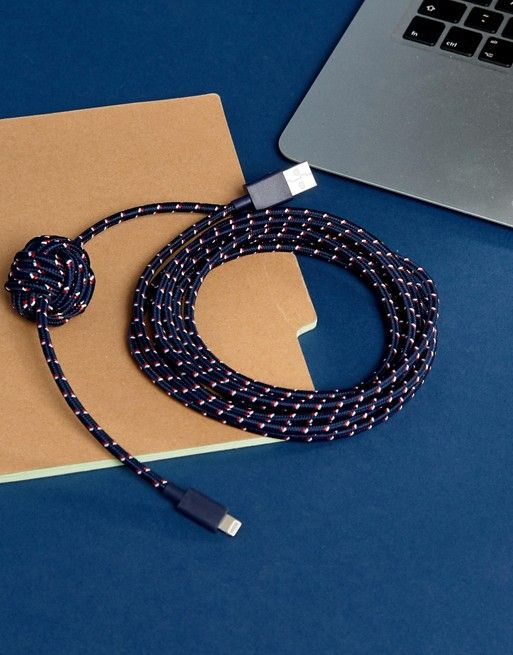 Native Union Premium Weighted Lightning Cable
