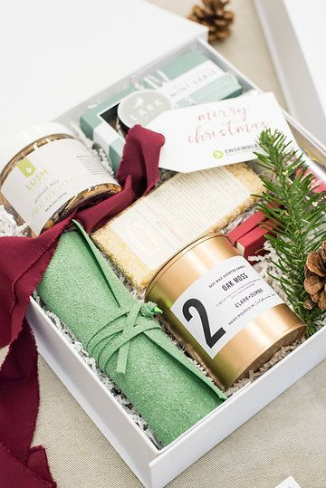 CORPORATE CLIENT GIFT IDEAS Marigold & Grey creates artisan gifts for all occasi...