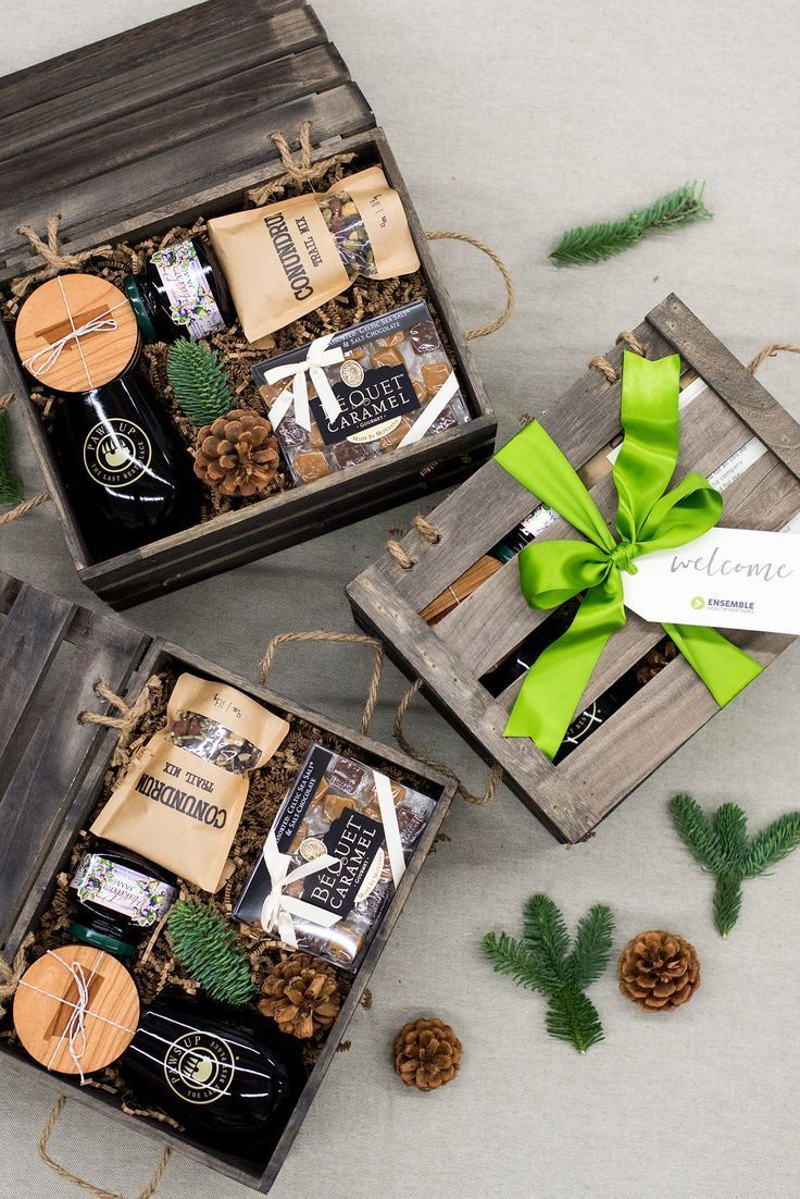 WEDDING WELCOME GIFTS Marigold & Grey creates artisan gifts for all occasions. W...