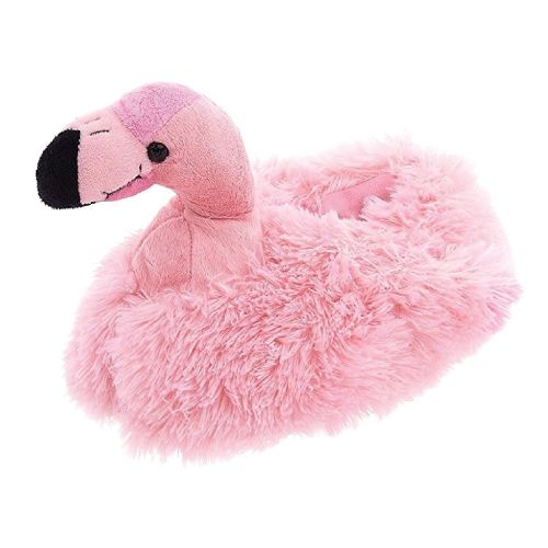 Flamingo Plush Slippers- Christmas Gifts For Friends teens