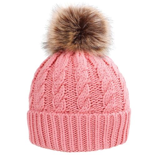 Pompoms Beanie Hat. Teens fashion winter. Christmas stocking stuffers for teens.