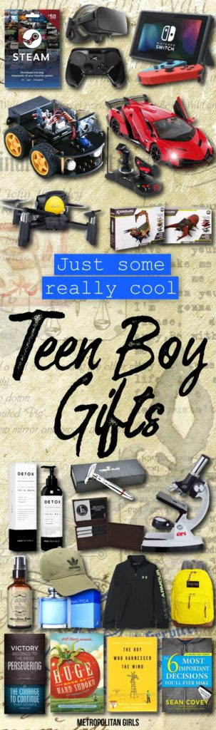 Birthday Gifts For Teenagers Teen Boy