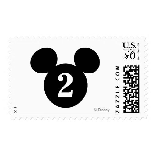 Mickey Mouse | Birthday Icon Postage