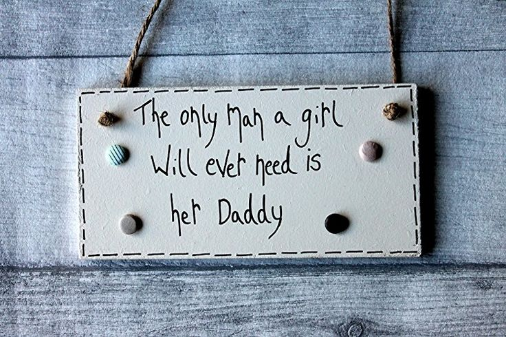 MadeAt94 Personalized Wooden Sign Daddy Gift Sign Father's Day and Birthday