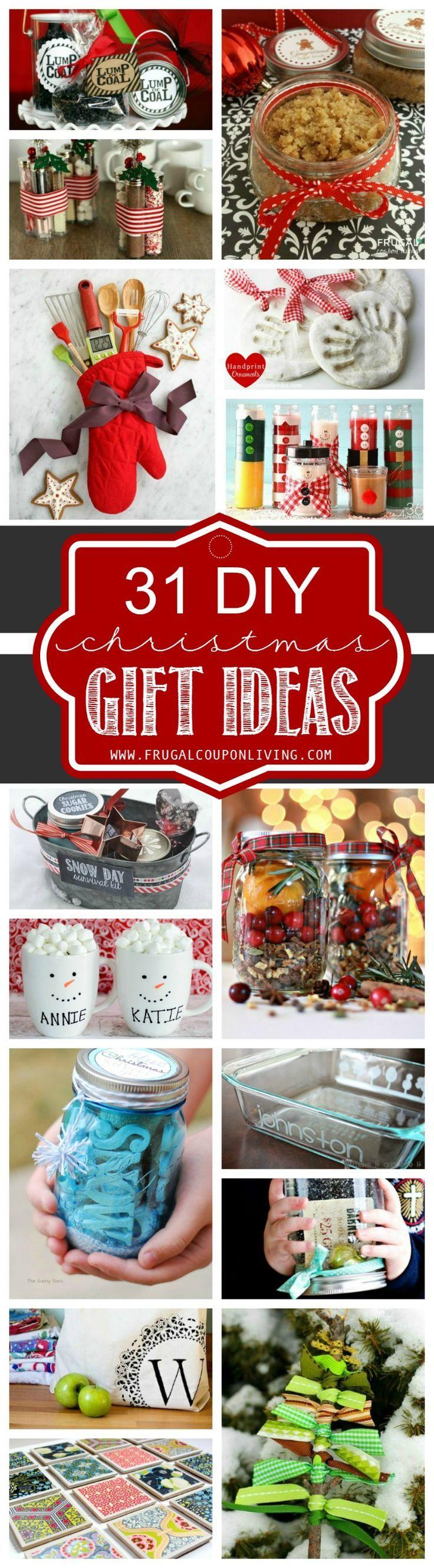 Diy Gifts And Wrap 31 Diy Christmas Gift Ideas Giftsdetective