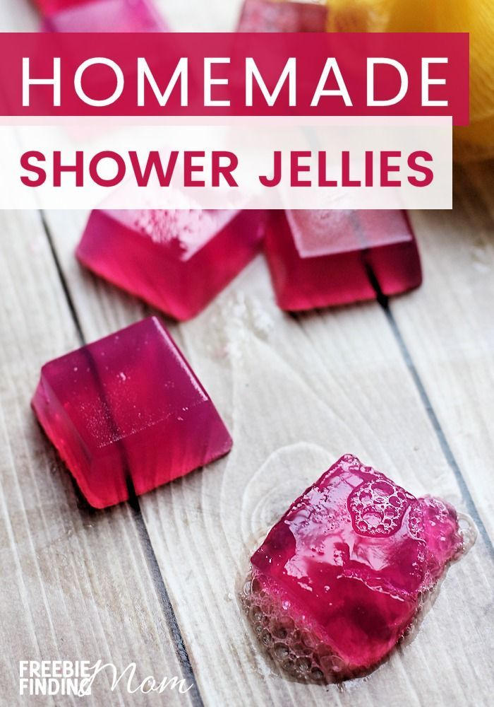 Are you a fan of Lush shower jellies? Here you will learn how to make an easy sh...