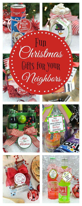Fun Gifts for Your Neighbors This Christmas
