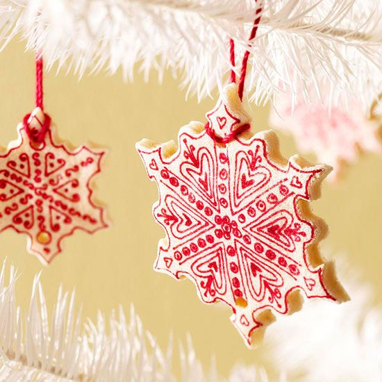 Salt dough is a popular Christmas DIY project that's both festive and kid-fr...