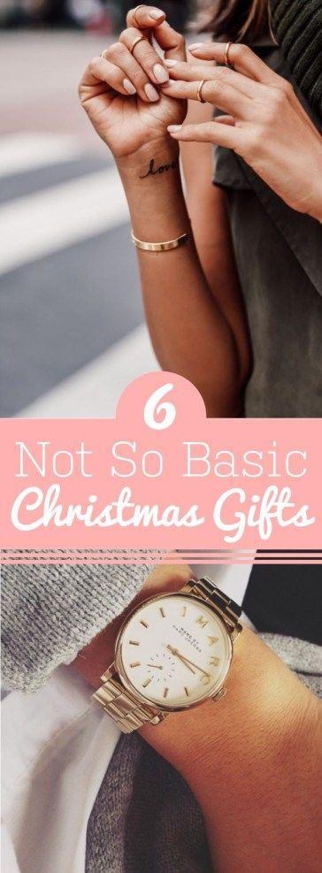 6 Not-So-Basic Christmas Gift Ideas - Society19