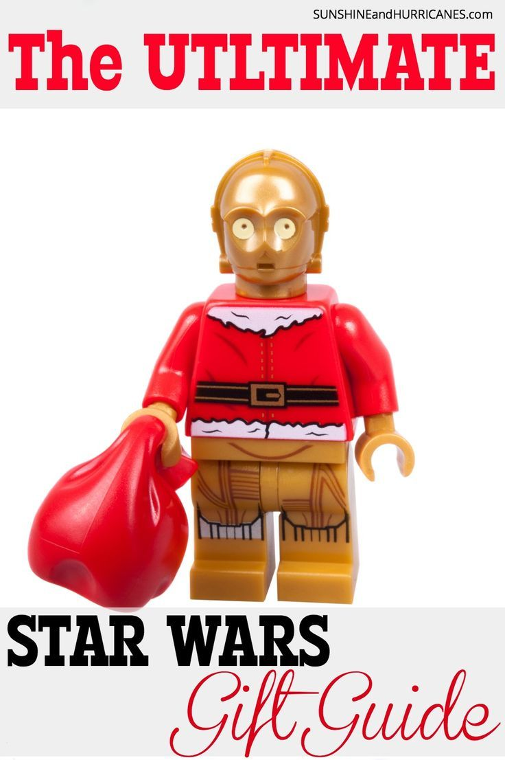 Do you have little Jedis in the making or even a few shall we say more seasoned ...