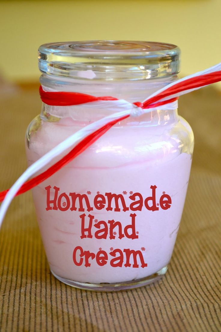 Mom Birthday Gifts Homemade Hand Cream