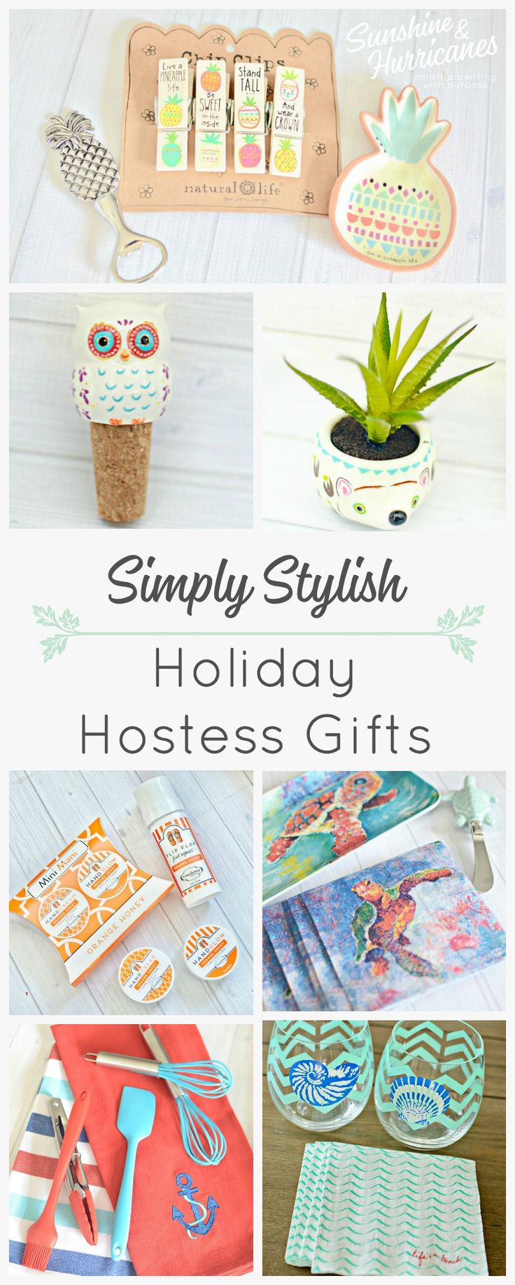 Mom Birthday Gifts : Simply Stylish Holiday Hostess Gifts. Show