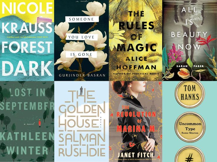 The Best Fall 2017 Books: 35 Reads To Curl Up With This Season