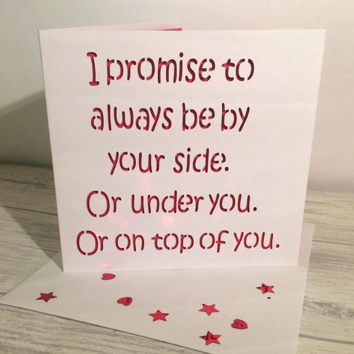 Valentines day gifts 10 honest valentine 39 s day cards for Valentines ideas for couples