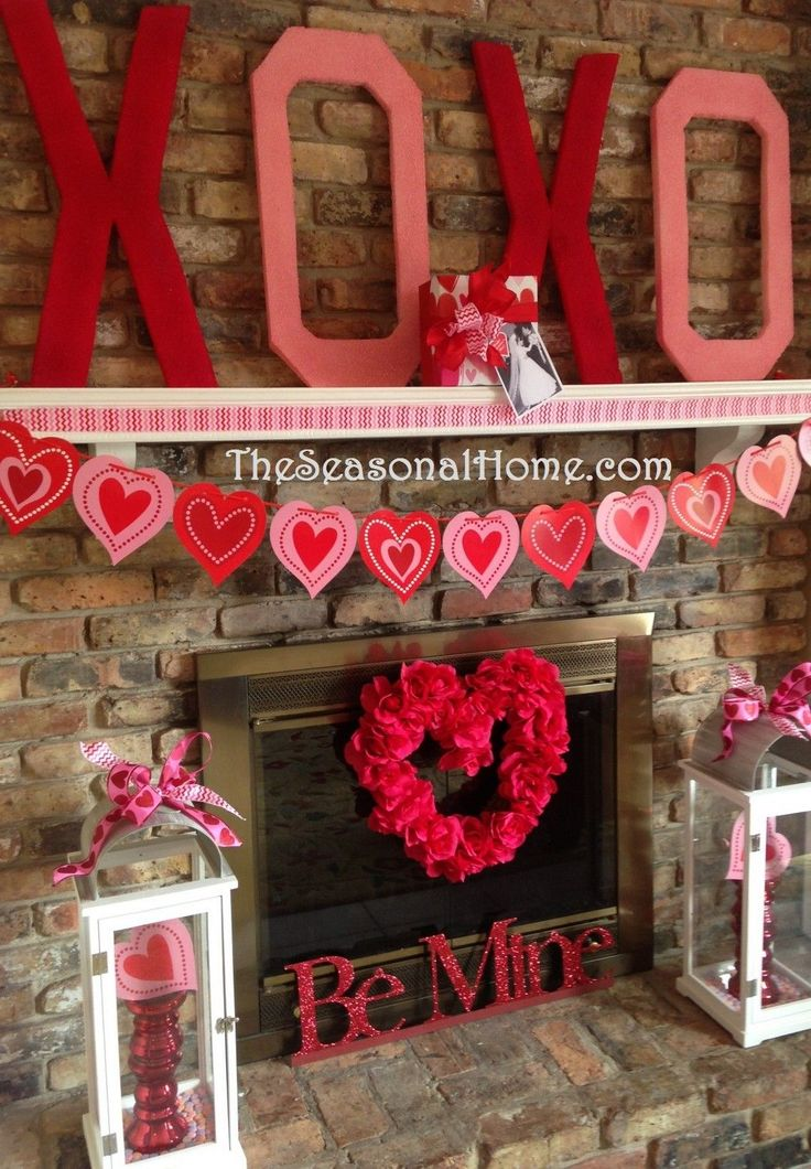 Creative DIY Valentines Day Decor and Project www.onechitecture...