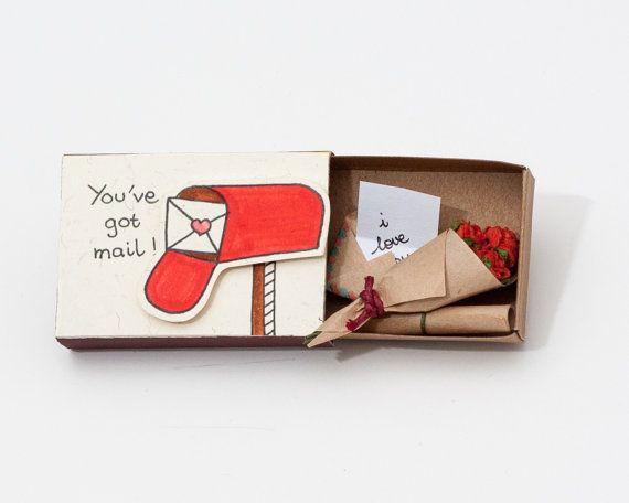 Personnalisé carte de Saint Valentin / Cute Love par 3XUdesign