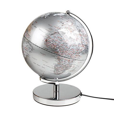 Buy Gentlemen's Hardware Illuminated Globe Light Online at johnlewis.com