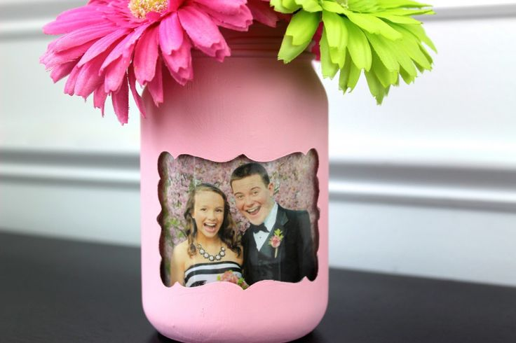 Today I am going to be showing you a super fun use, a DIY Picture FrameMason J...