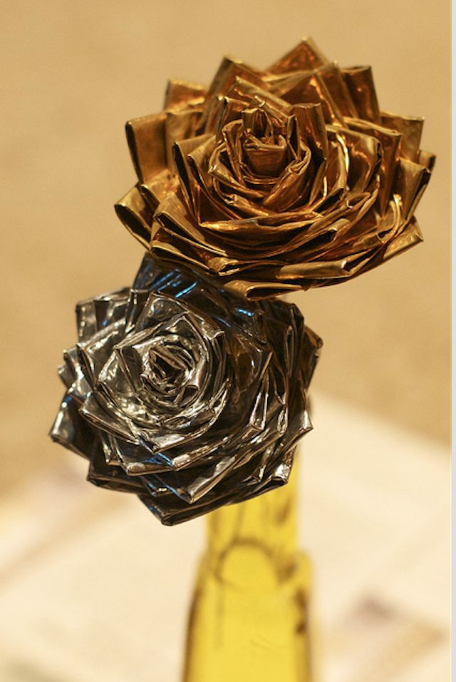 Not only are all of these projects beautiful, but unlike real flowers they won...
