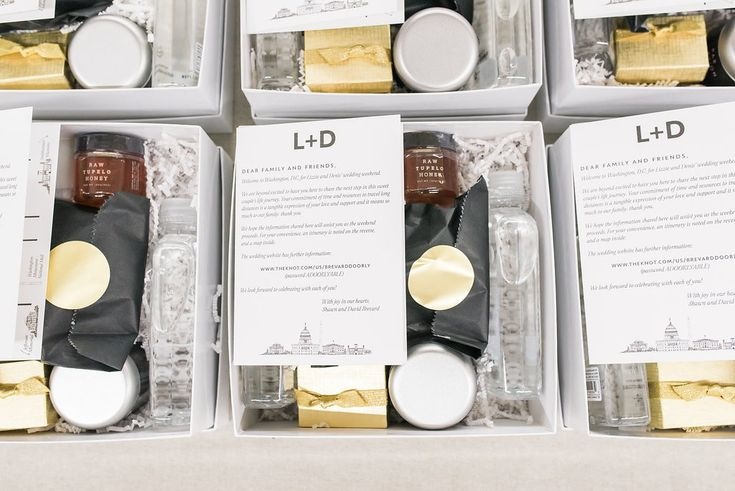 Best Corporate Gifts Ideas : WEDDING WELCOME GIFTS Marigold & Grey ...
