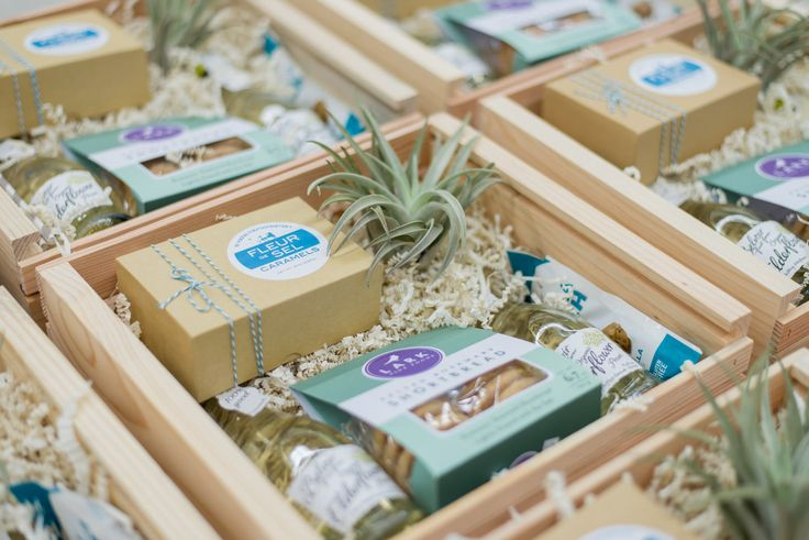 SAN FRANCISCO CORPORATE EVENT GIFT BOXES Marigold & Grey creates artisan gifts f...