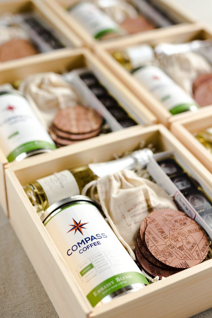 CUSTOM CORPORATE BOXES. Marigold & Grey creates artisan gifts for all occasions....