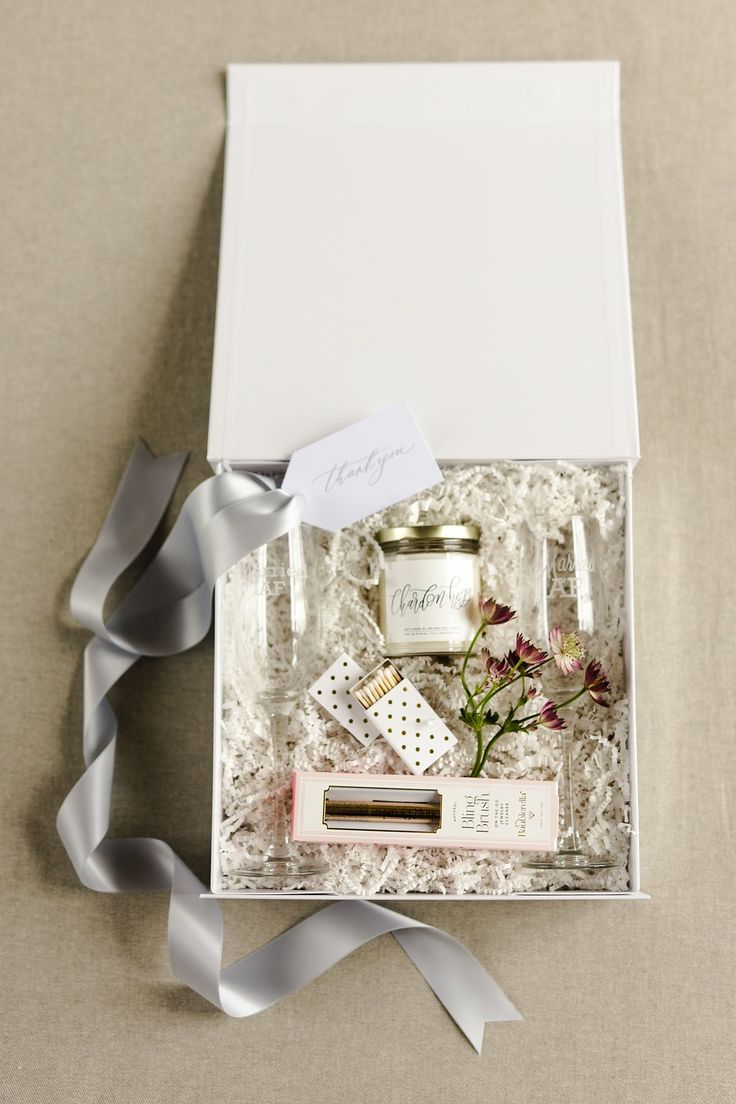 CUSTOM CLIENT GIFT by Marigold & Grey. We create artisan gifts for all occasions...
