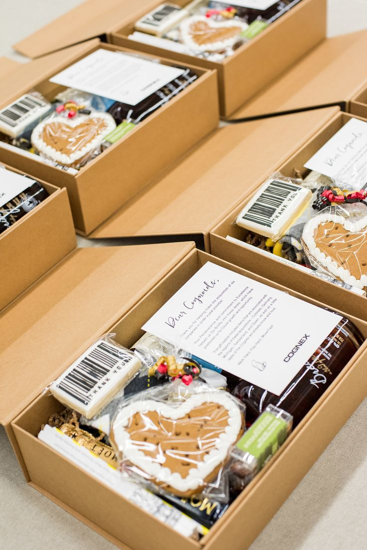 Corporate Curated Gift Boxes. Corporate swag should be well-curated, on-brand, a...