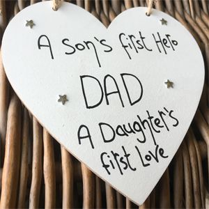First Father Day Gift Ideas Homemade - Made in the UK