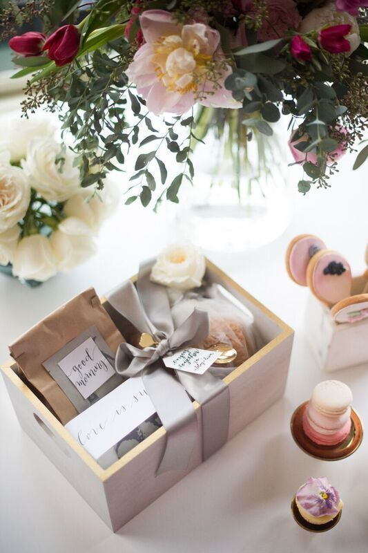 CORPORATE CLIENT GIFT  Marigold & Grey creates artisan gifts for all occasions. ...