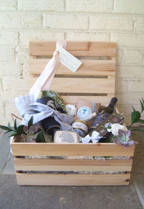 CORPORATE CLIENT GIFT Marigold & Grey creates artisan gifts for all occasions. W...