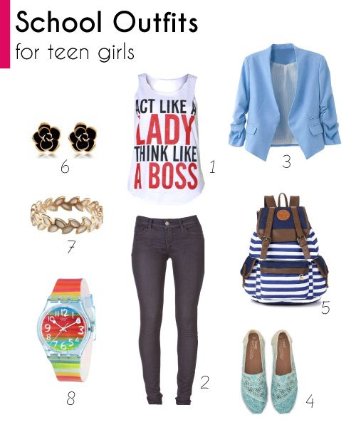 Birthday Gifts For Teenagers  Back To School Outfits For Teens - GiftsDetective.com | Home Of ...