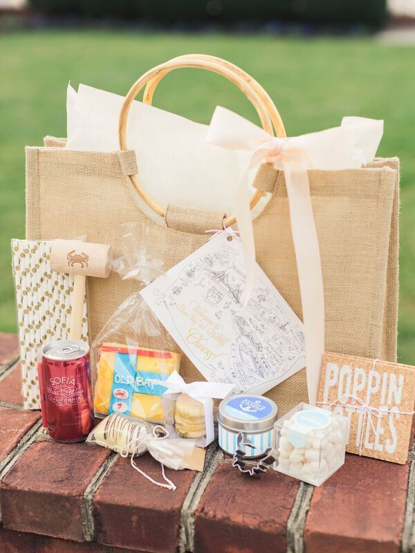 CORPORATE EVENT SWAG BAGS  Marigold & Grey creates artisan gifts for all occasio...