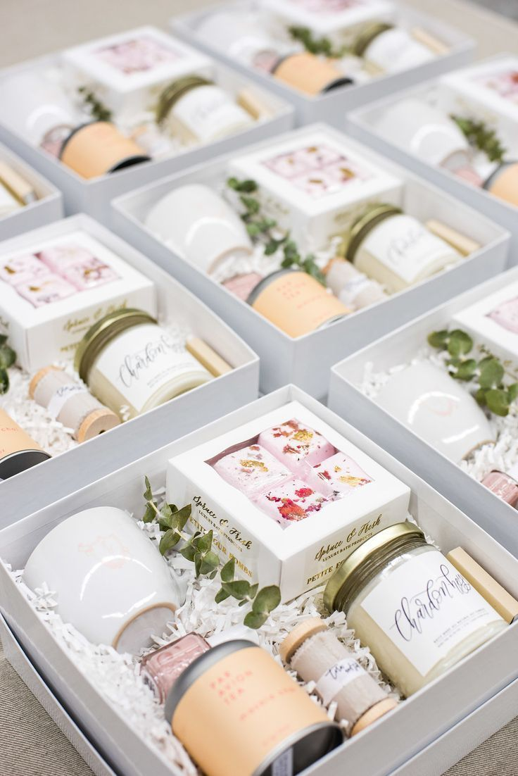 CUSTOM CLIENT GIFT BOXES Marigold & Grey creates artisan gifts for all occasions...