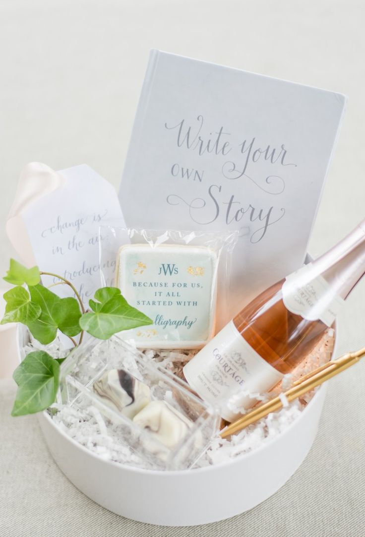 Marigold & Grey create Client gifts that stand out, that show them that they mea...