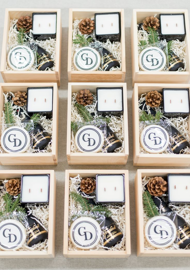 Best Corporate Gifts Ideas Modern Client Gifts For Dc Wedding