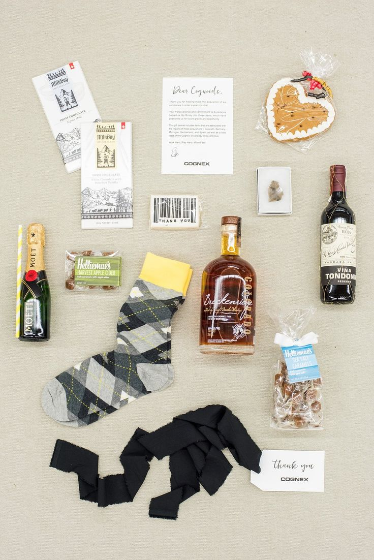 Peek Inside a Corporate Curated Gift Box. Are you looking to stand out? Marigold...