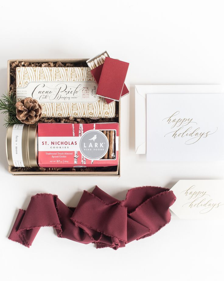 SPA HOLIDAY GIFT BOXES perfect for corporate gifts, client gifts, hostess gifts ...