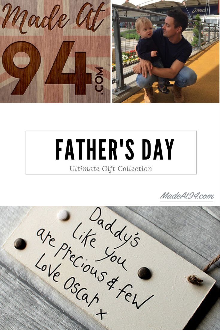 Birthday Gifts 5 Top Fathers Day Daddy Gift Handmade