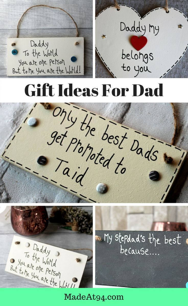 Birthday Gifts Bespoke Daddy Gift Ideas For Dad Check Out The