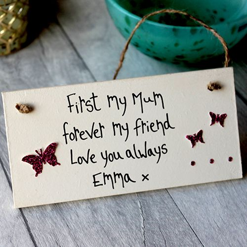 ***Brand New***  Mother's Day Gift Plaque - Handmade ! from £7.99! FREE UK DELI...
