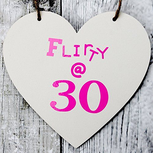 Birthday Gifts Customized Mom 30th Gift Heart Sister Flirty