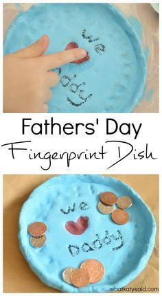 Birthday gifts fathers day gift idea fingerprint dish from the birthday gifts negle Gallery