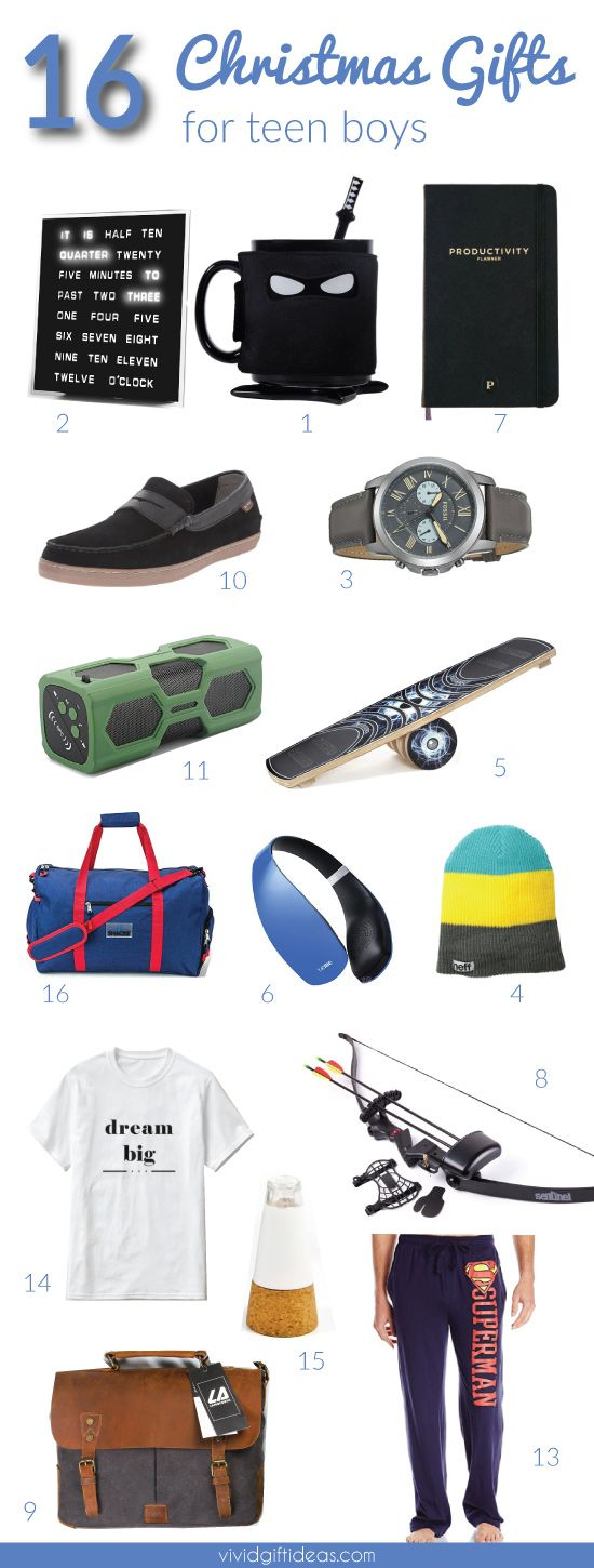 Birthday Gifts for Teenagers  sc 1 st  GiftsDetective.com & Birthday Gifts for Teenagers : 16 Coolest Christmas Gifts for Teen ...