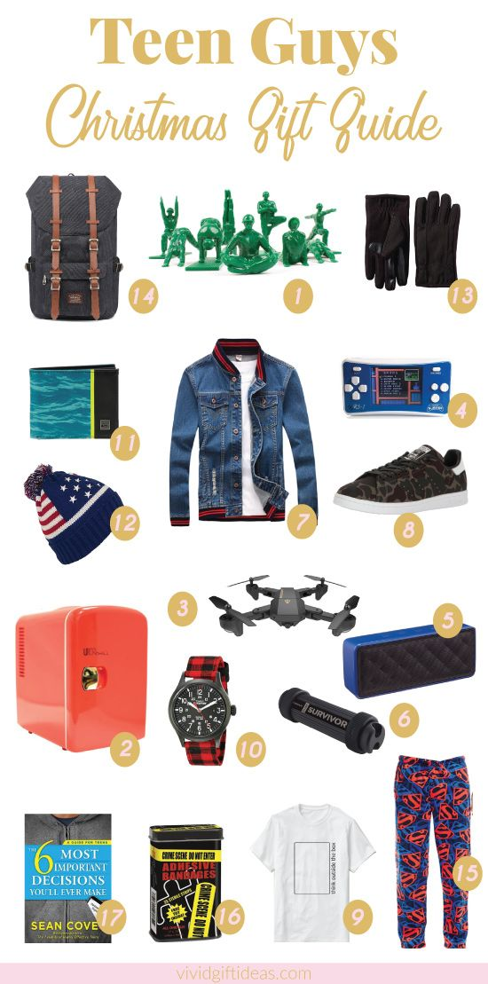 Birthday Gifts for Teenagers : 2017 holiday gift guide for teens