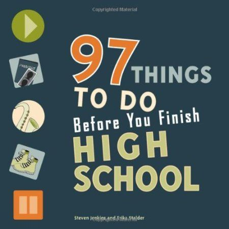 Birthday gifts for teenagers 97 things to do before you finish birthday gifts for teenagers negle Images