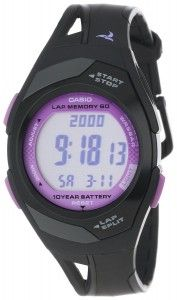 Birthday Gifts For Teenagers Casio Womens Runner Watch Str300