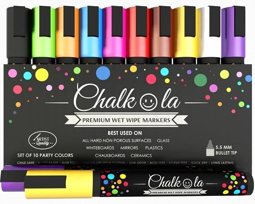 Birthday Gifts For Teenagers Chalkola Chalk Markers Easter Gifts For