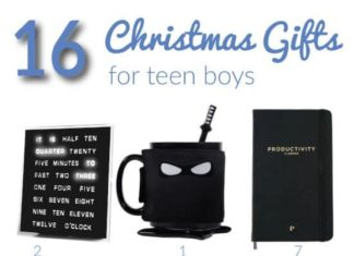 Birthday Gifts for Teenagers : Coolest Christmas Gifts For Teen Boys ...