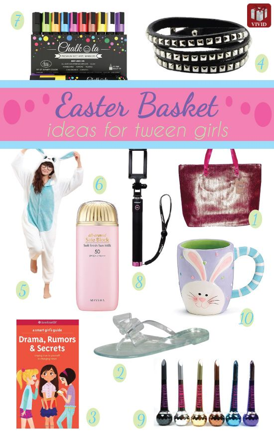 Birthday gifts for teenagers easter basket ideas for girls tween birthday gifts for teenagers easter basket ideas for girls negle Images